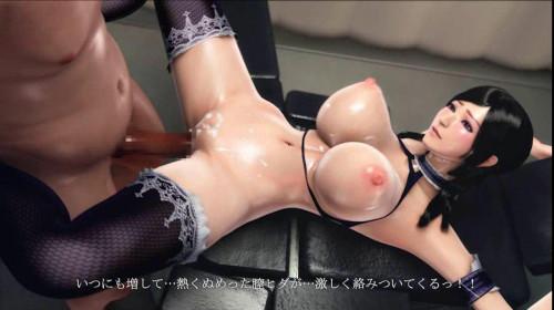 Big tits babe awakening [2015,Titsjob,Blowjob,Big tits]