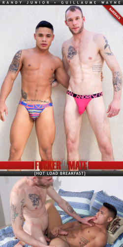 FM - Hot Load Breakfast - Guillaume Wayne and Randy Junior 1080p