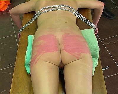 [BDSM] [Pain4Fem - Strict Prison 3]