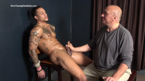 STH – Dream's Muscle Worship and Hand Job