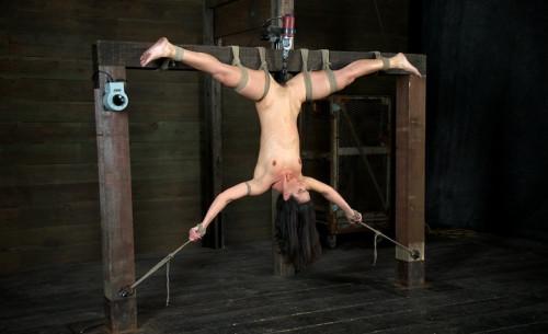Bondage Legend Wenona, gets Skull Fucked , for first time in bondage