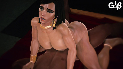 Pharah three [2019,3D,All sex]