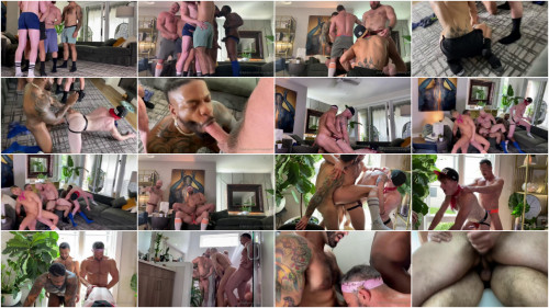 Rick and Griff - Boys Gone Wild Orgy