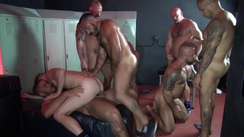 Big Sex Club Orgy Part 1