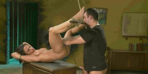 Dirty Cum Drinking Slut In Action