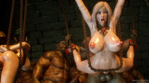 Elf Slave Parts 1-8 by Jared999D