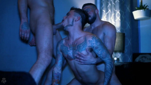 RFC - Cris Knight - Threesome with Marco Napoli & Seth Knight