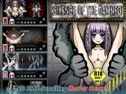 Silence Of The Damned [2020,Blowjob,Vaginal Sex,Platformer]