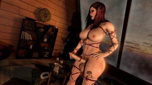 Xmas Pov [2021,3D,All sex]