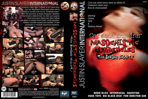 Masochistic Tendencies: The Second Night BDSM Filesmonster