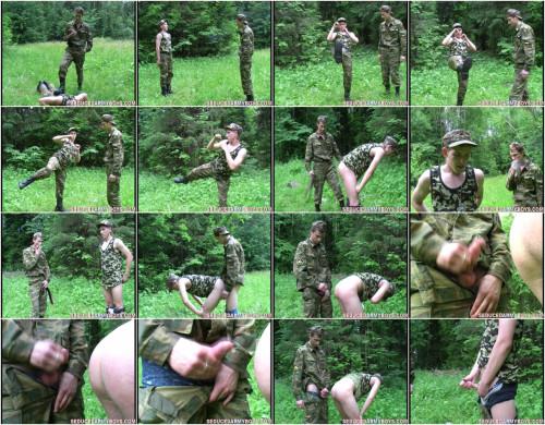 Seduced Army Boys vol. 58