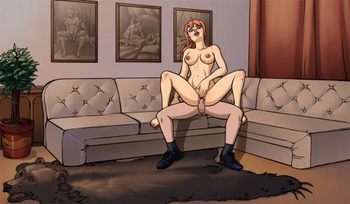 Bad Manners Version 1.50 [2021,Milf,Oral sex,Anal sex]
