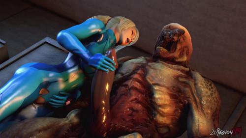Samus and Unknown Planet three remake