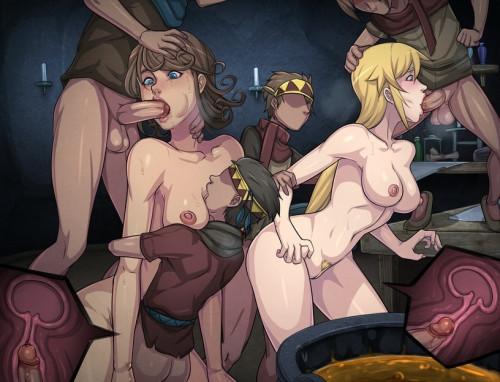Claires Quest Version 0.21.2 [2021,Handjob,Lesbian,Anal Sex]
