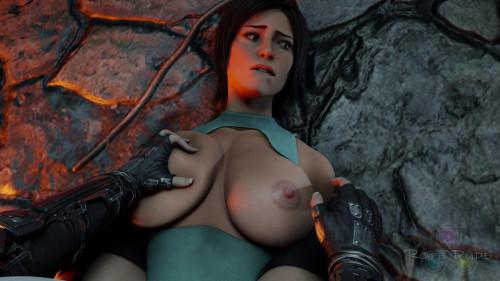 (TheRopeDude) Lara's Capture 1080p [2021]