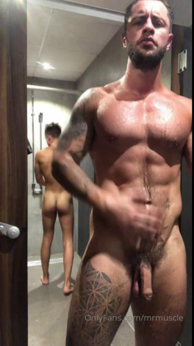 Mr Muscle Only Fans part 1 [2020,Gay Solo]