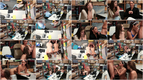 Shoplyfter - Peyton and Sienna (Case No.9685254) 1080p