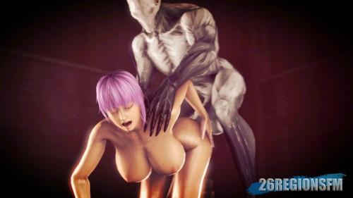 Demonic Pleasure part 1 [2018,Oral,Monster,Big Ass]