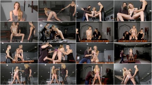 Ashley Lane Crash Test Slave (2016)