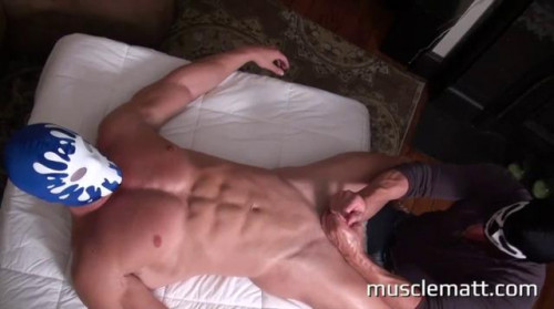 MM - Kyle Edged and Milked by The Boss