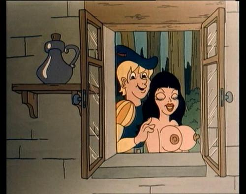 Sexy Snow White [1975,Cartoon]