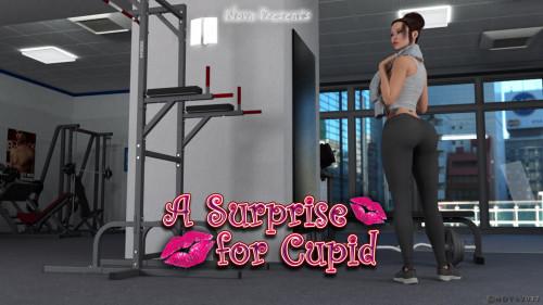 Nova - Real Surprise For Cupid [nova,dickgirl,futanaria]