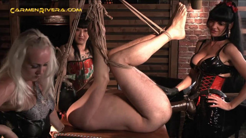 Carmen Rivera Entertainment Beautifull Cool Vip Hot Collection. Part 1. [2020,Femdom and Strapon]