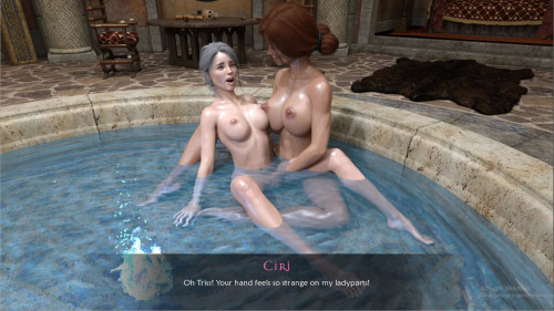 The Witchers Wild Cunt Version 0.2 [2021,Erotic Adventure,All sex,Big Tits]