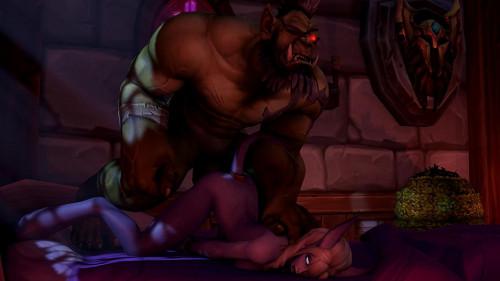 Warcraft Night Fucking