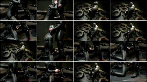 Rubber Playground - Scene 4 - Double Neoprene Explosion - HD 720p