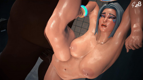 Ark inter racial [2021,3D,All sex]