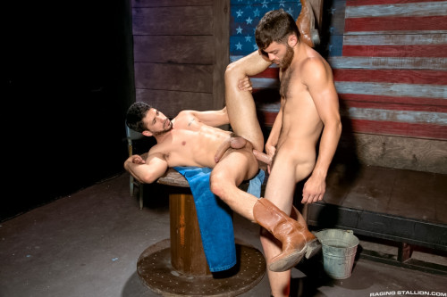 RS - Hung Americans Part 1 - Tommy Defendi and Ray Han (1080p)