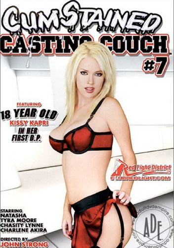 Cum Stained Casting Couch vol.7 [2006,Full-length films,Bang,Scene 1. John Strong,Creampie,Ass lick,Interracial]