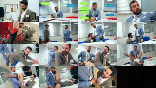 Office Voyeur - Dani Robles, Thomas Thunder