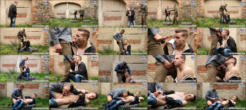 Prison Means Lust: Part 2 - Ivan And Jaro