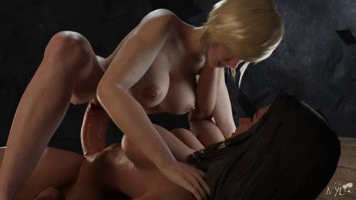 Wonder Woman and Power Girl [2020,Oral,Anal,Creampie]
