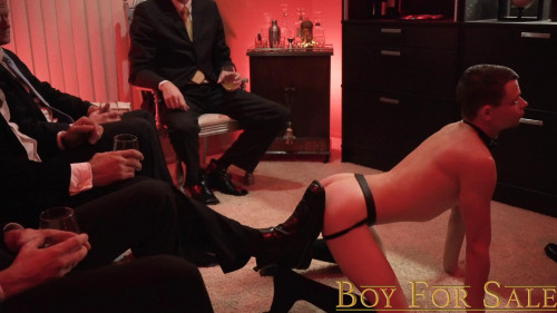BFS - The Boy Austin - Chapter - pt.4 Slave Boy