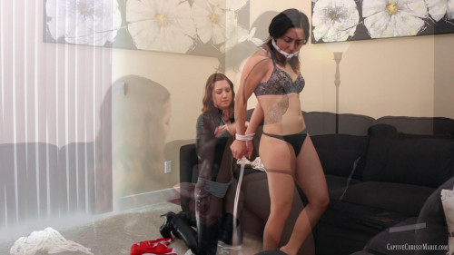 Captive Chrissy Marie New Unreal Cool Mega Sweet Collection. Part 1. [2020,BDSM]