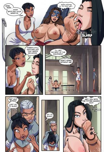 Gimp's Arts Vol. 3 [2020,Sex toys,Femdom,Anal]