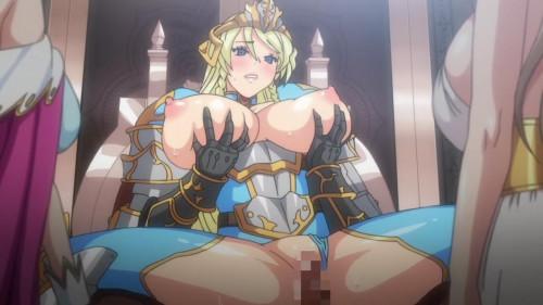 Kyonyuu Princess Saimin Ep. 1 [Creampie,Paizuri,Virgin]