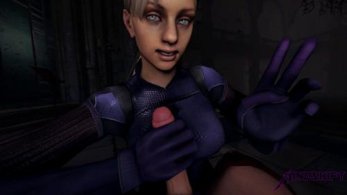Jill Valentine [2015,Big Dick,Fetish,Big Tits]