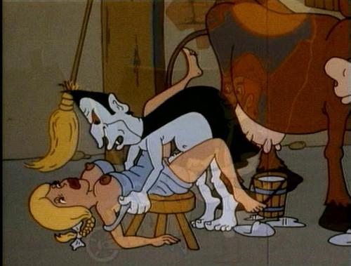 Cartoon-Sex Collection [1980,All Sex,Animation,Cartoons]