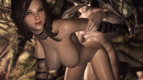 Skyrim Immersive Porn-episode nine [2019,mai,momiji,Street Fighter]