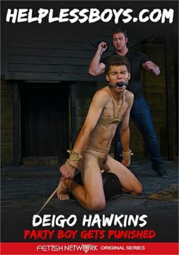 Diego Hawkins – Party Boy Gets Punished
