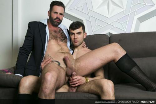 MAP - Alexander Muller & Dani Robles