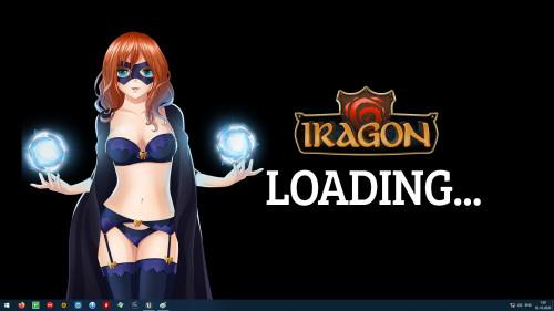 Iragon [Touching,Male Hero,3D]