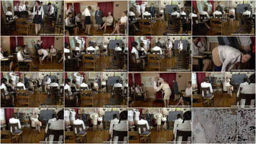 Strictmoor Academy Year 1 Scene 12 (2017)