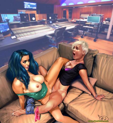 PooNnet - Art of Jaguar [Porn Comic,domination,anal sex]