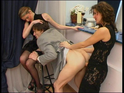 The FemDom sex movies pack  LadiesFuckGents part 3 [Femdom and Strapon,FemDom,Strapon]