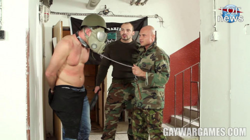Right and justice [Gay BDSM]